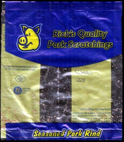 Ricks Quality Pork Scratchings Review2 - Ricks - Quality Pork Scratchings Review