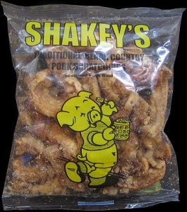 Shakeys Traditional Black Country Pork Scratchings Review - Pork Scratching Bags
