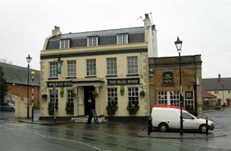 The Blue Boar Abridge Essex Pub Review - The Blue Boar, Abridge, Essex - Pub Review