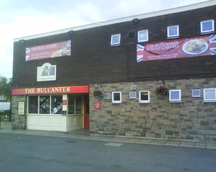 The Buccaneer Middlesbrough North Yorkshire Pub Review2 - The Buccaneer, Middlesbrough, North Yorkshire - Pub Review