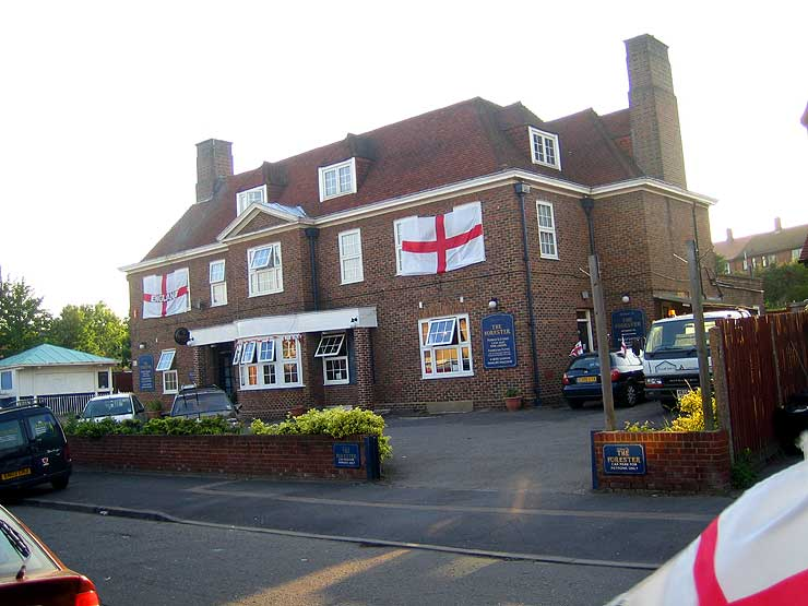 The Forester Chigwell Essex Pub Review - The Forester, Chigwell, Essex - Pub Review