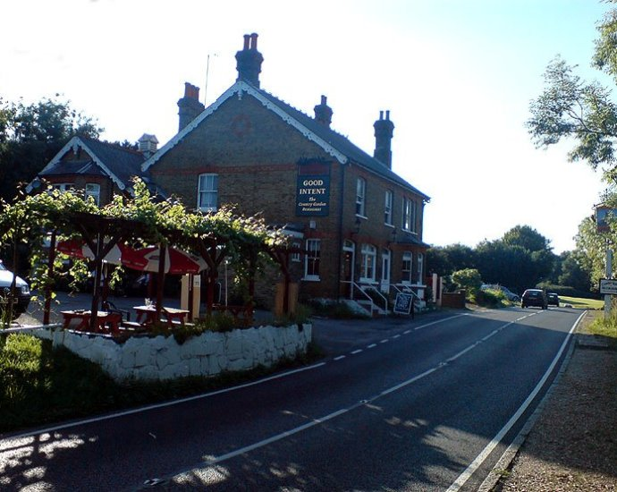 The Good Intent Upshire Waltham Abbey Essex Pub Review2 - The Good Intent, Upshire, Waltham Abbey, Essex - Pub Review