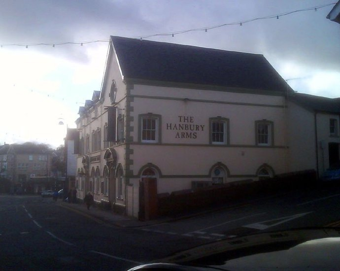 The Hanbury Arms Bargoed Mid Glamorgan Pub Review - The Hanbury Arms, Bargoed, Mid Glamorgan - Pub Review