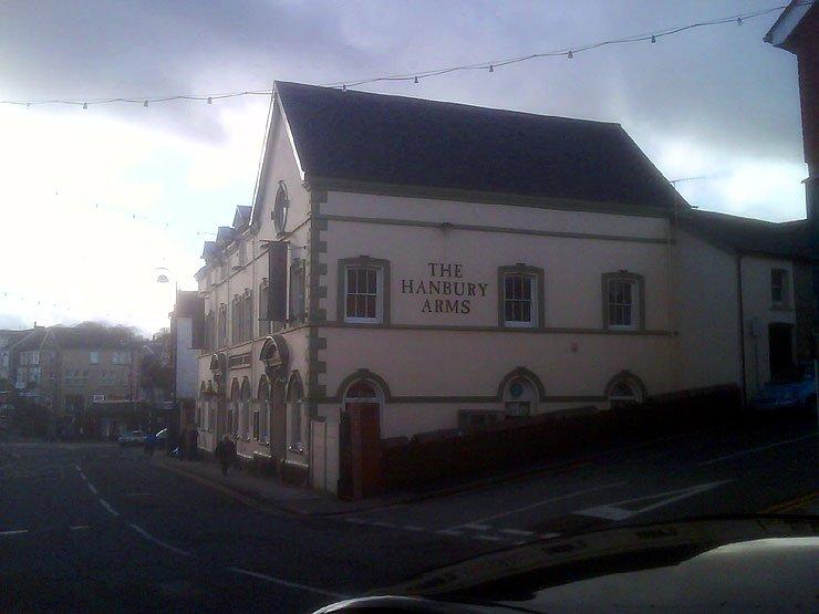 The Hanbury Arms Bargoed Mid Glamorgan Pub Review - The Hanbury Arms, Bargoed, Mid Glamorgan - Pub Review