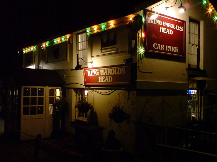 The King Harolds Head Nazeing Essex Pub Review - The King Harold's Head, Nazeing, Essex - Pub Review
