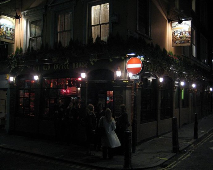 The Old Coffee House Soho London Pub Review - The Old Coffee House, Soho, London - Pub Review