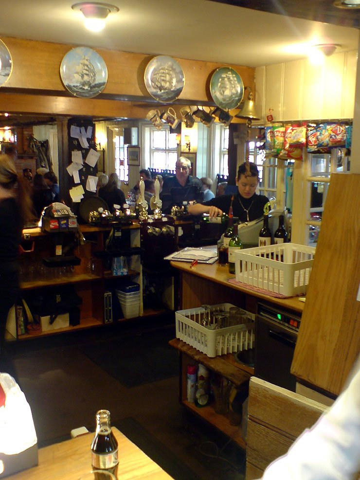 The Ship Burnham on Crouch Essex Pub Review2 - The Ship, Burnham on Crouch, Essex - Pub Review