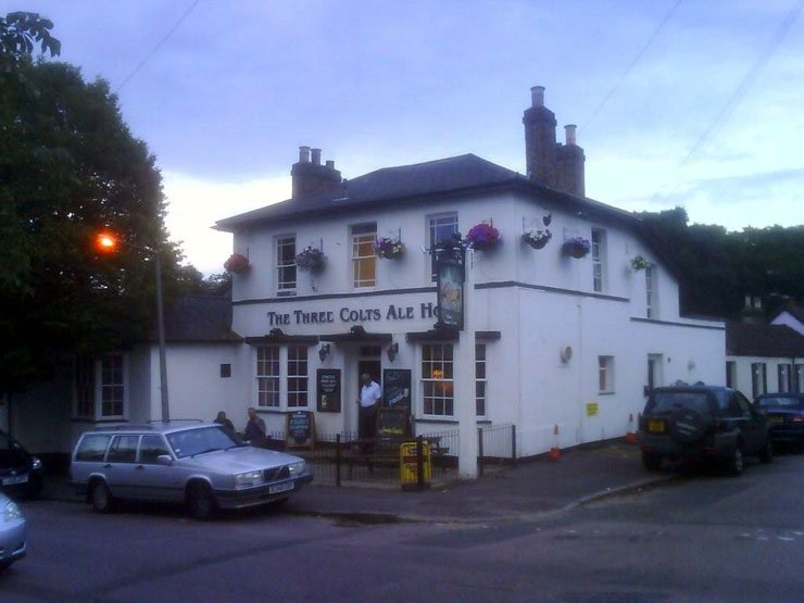 The Three Colts Buckhurst Hill Essex Pub Review - The Three Colts, Buckhurst Hill, Essex - Pub Review