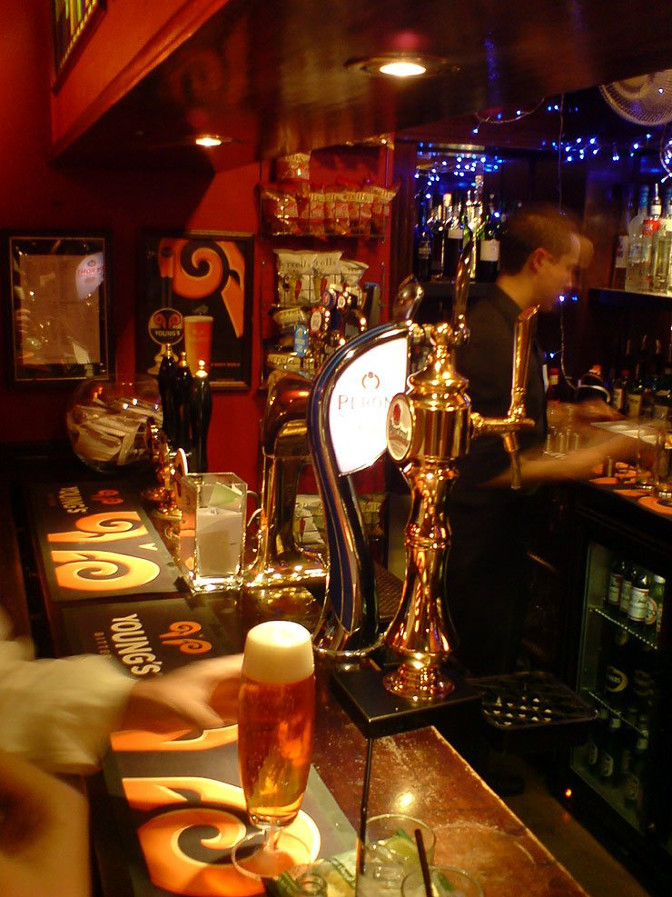 The Windmill Mayfair London Pub Review2 - The Windmill, Mayfair, London - Pub Review