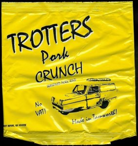 Trotters Pork Crunch Review - Pork Scratching Bags