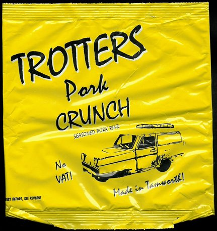 Trotters Pork Crunch Review - Trotters, Pork Crunch Review