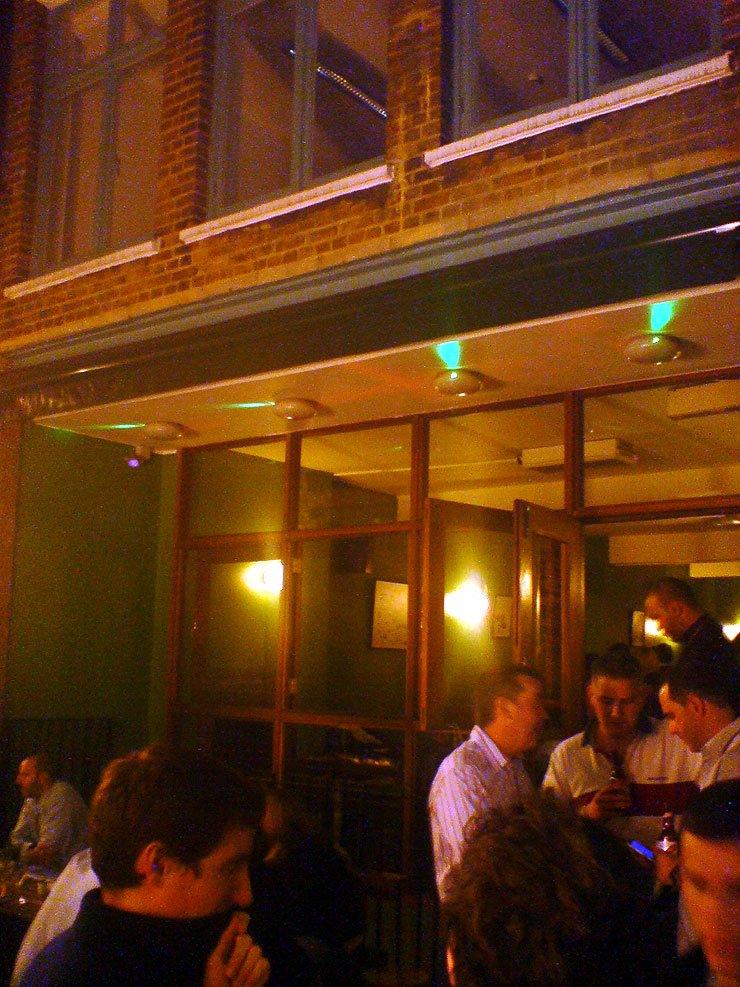 Two Floors Soho London Pub Review - Two Floors, Soho, London - Pub Review