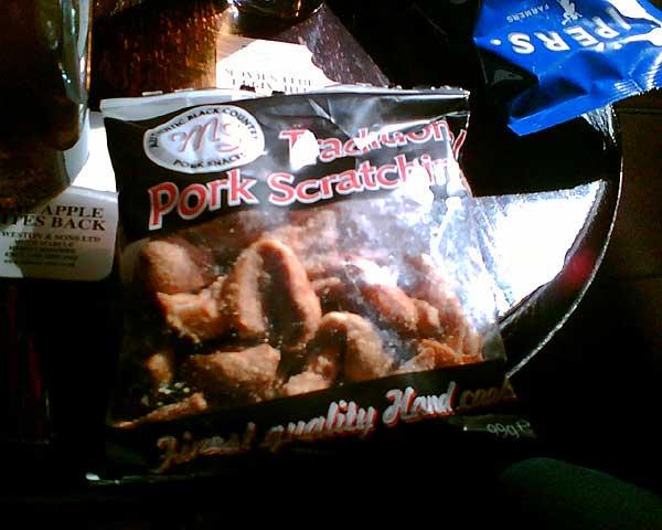 jo robertson pork scratchings2 - Jo Robertson, Guest Image