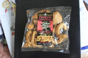 Dr Burnoriums Extraordinary Psycho Scratchings Review - Pork Scratching Bags