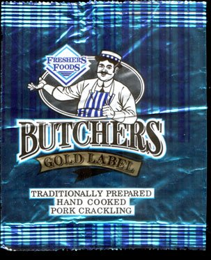 Freshers Foods Butchers Gold Label Pork Crackling Review - Freshers Foods - Butchers Gold Label Pork Crackling Review