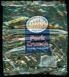 Midland Snacks Clear Bag Pork Crunch Review2 - Pork Scratching Bags
