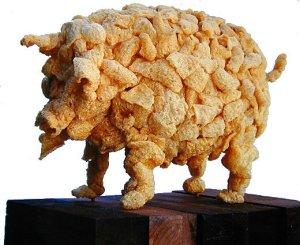 skin - Found Pork Scratching Pictures