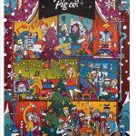 snaffling pig pork scratchigs advent calendar2 - The Snaffling Pig Pork Crackling Advent Calendar is BACK!