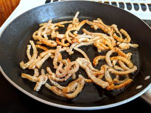 IMG 20190926 122828 - How to make pork crackling in a frying pan