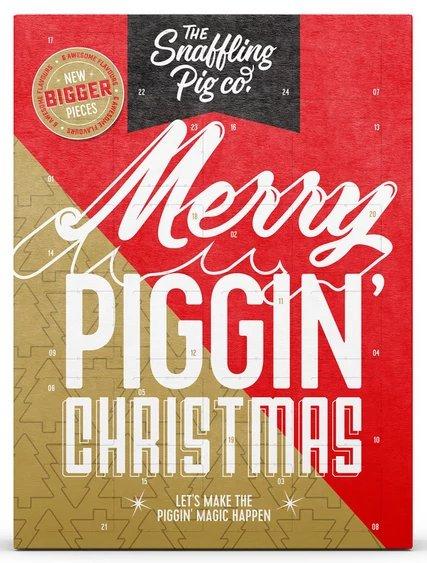 Snaffling Pig Pork Scratchings Advent Calendar
