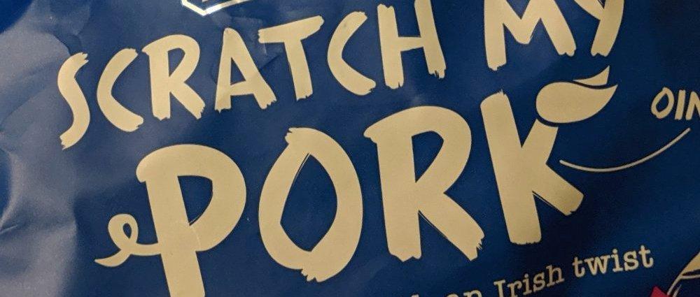 scratch my pork salt n vinegar pork crackling review - Scratch My Pork, Salt 'n' Vinegar Pork Crackling Review