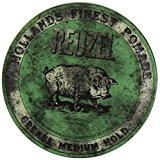 Impressive Reuzel Pomade Review - 4 Different Cans, Red, Pink, Green, Blue 3