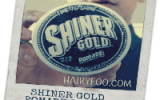 Shiner Gold Pomade Review - Time To Shine 3