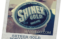 Shiner Gold Pomade Review - Time To Shine 6