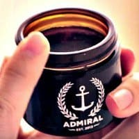 Admiral Pomade Review - Classic Hold 5