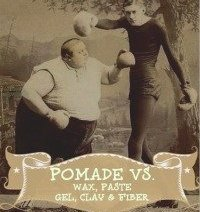 POMADE VS THE REST! (CLAY, FIBER, WAX, GEL, & PASTE) 1
