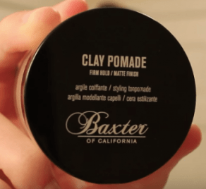 baxter clay pomade review