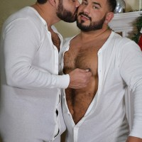 latin bears mario and aston sucking and fucking at the guy site