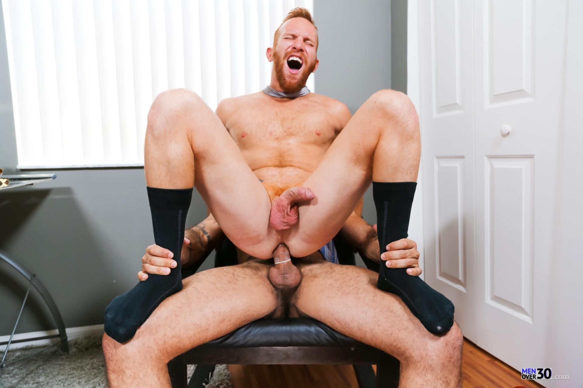 Office Gay Porn