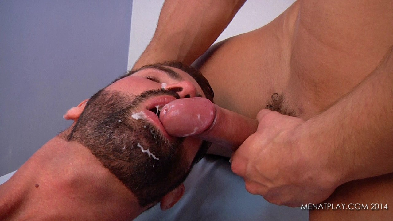 Dr Dani Robles Examines Maikel Cash - Hairy Guys In Gay Porn-7361