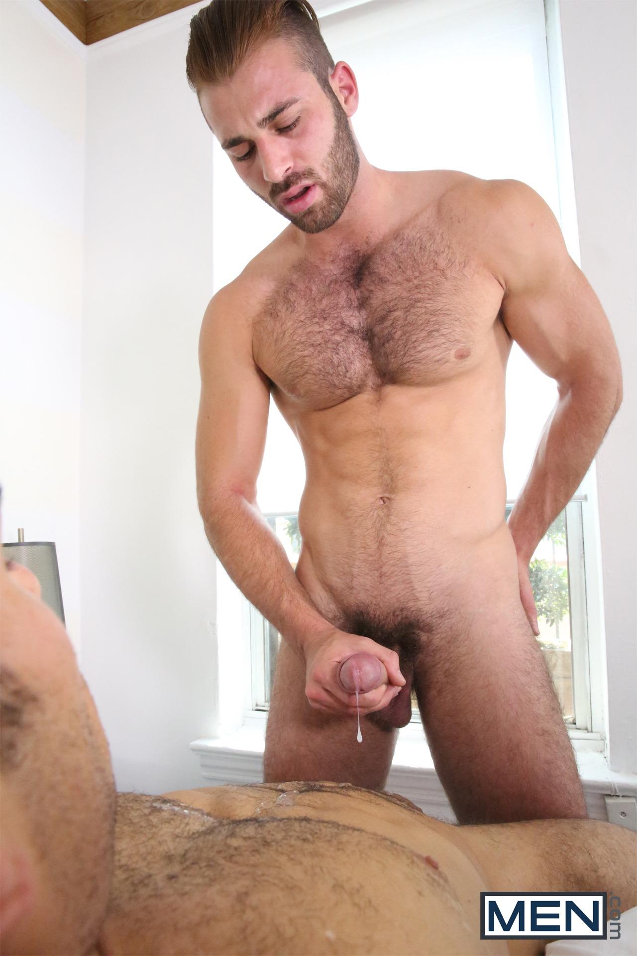 Jarec Wentworth Fucks Ricky Decker - Hairy Guys In Gay Porn-1406