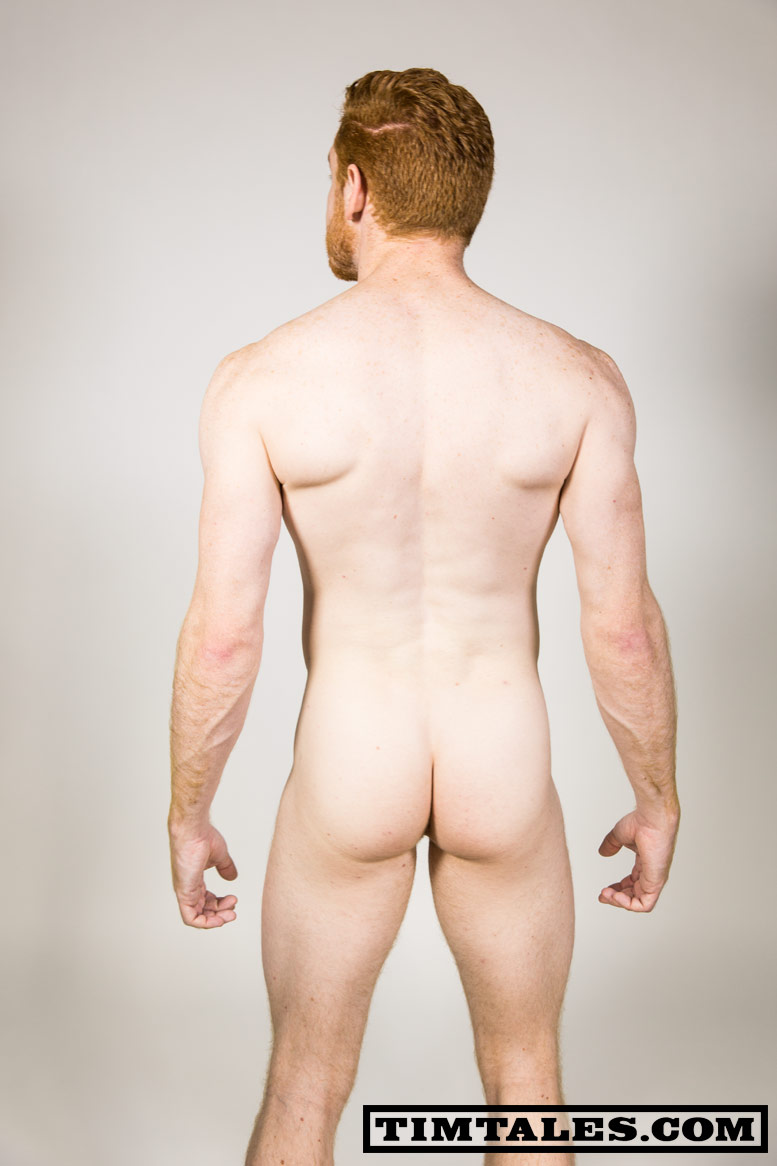 New Superredhead Leander Shows Off - Hairy Guys In Gay Porn-4605