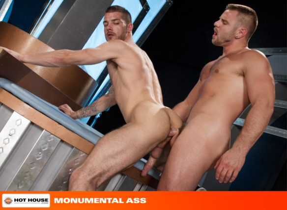 Nick Sterling and Tryp Bates Flip Flop Fuck 09