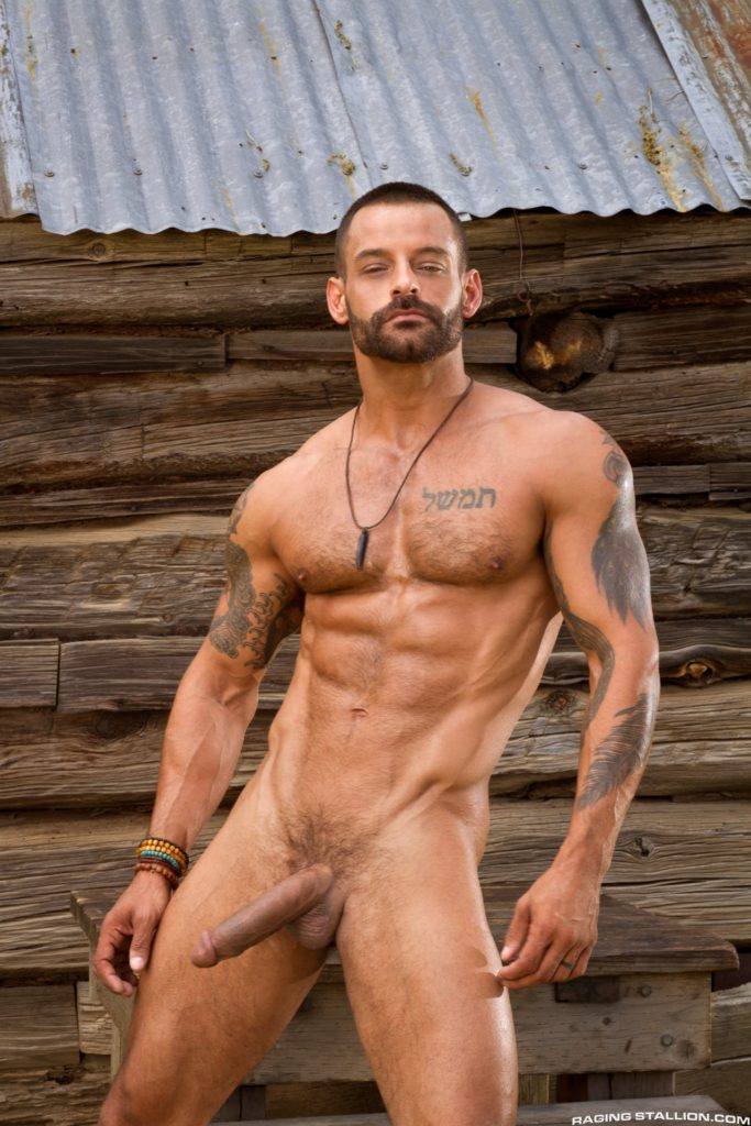 hung stud boomer banks fucks david benjamin outdoor  Hairy Guys In Gay PornHairy Guys In Gay Porn