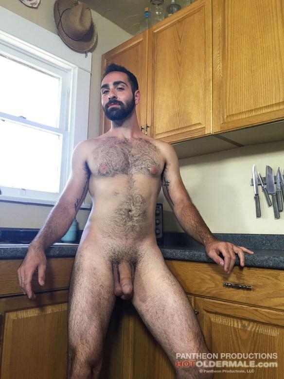 Nasty men naked
