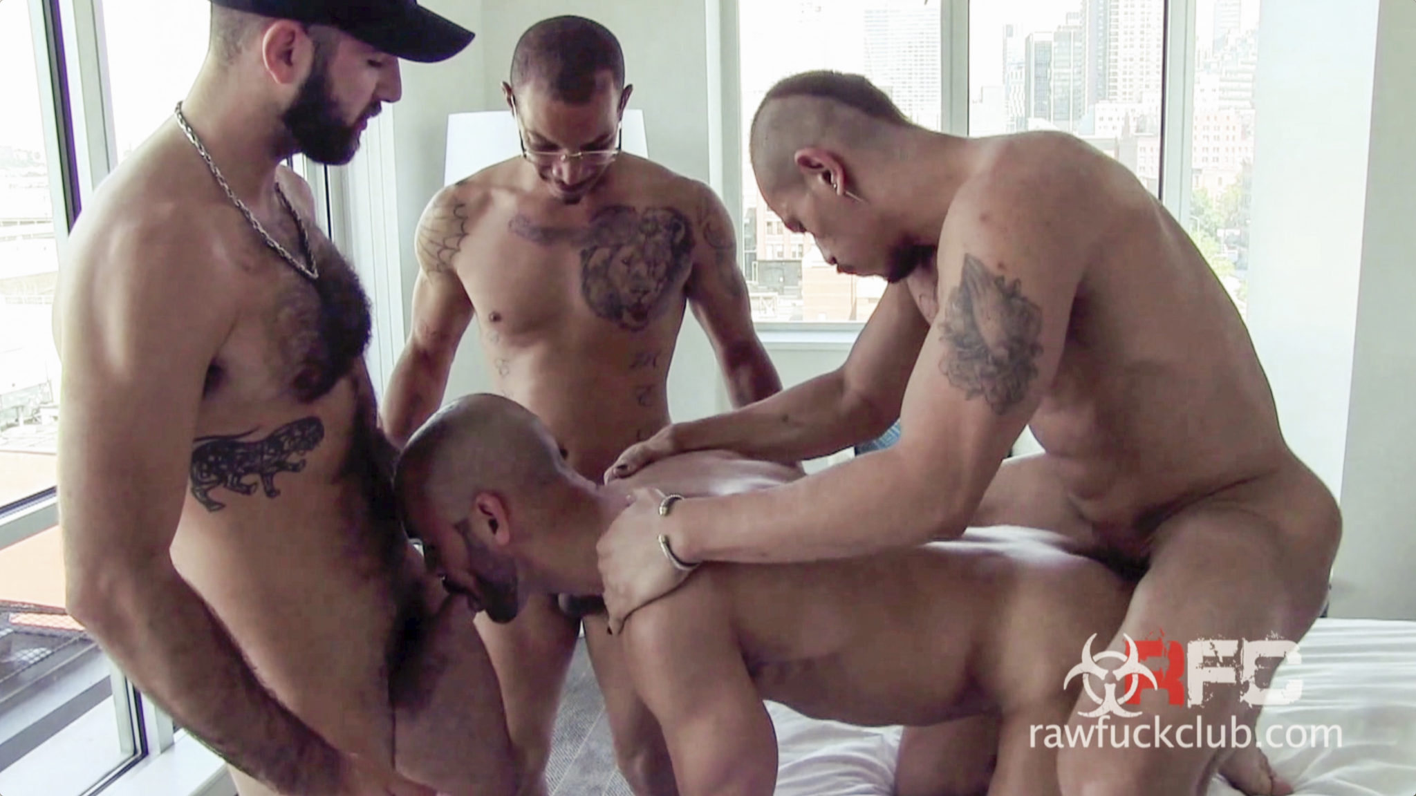 Load Hoarding - Hairy Guys In Gay Porn-2106