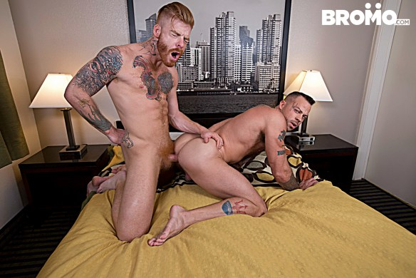 Bennett Anthony and Sean Duran Flip Fuck Raw 02