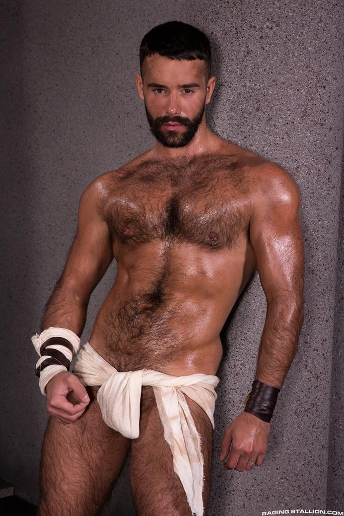 Jaxton Wheeler Bangs Teddy Torres  Hairy Guys In Gay Porn-7215