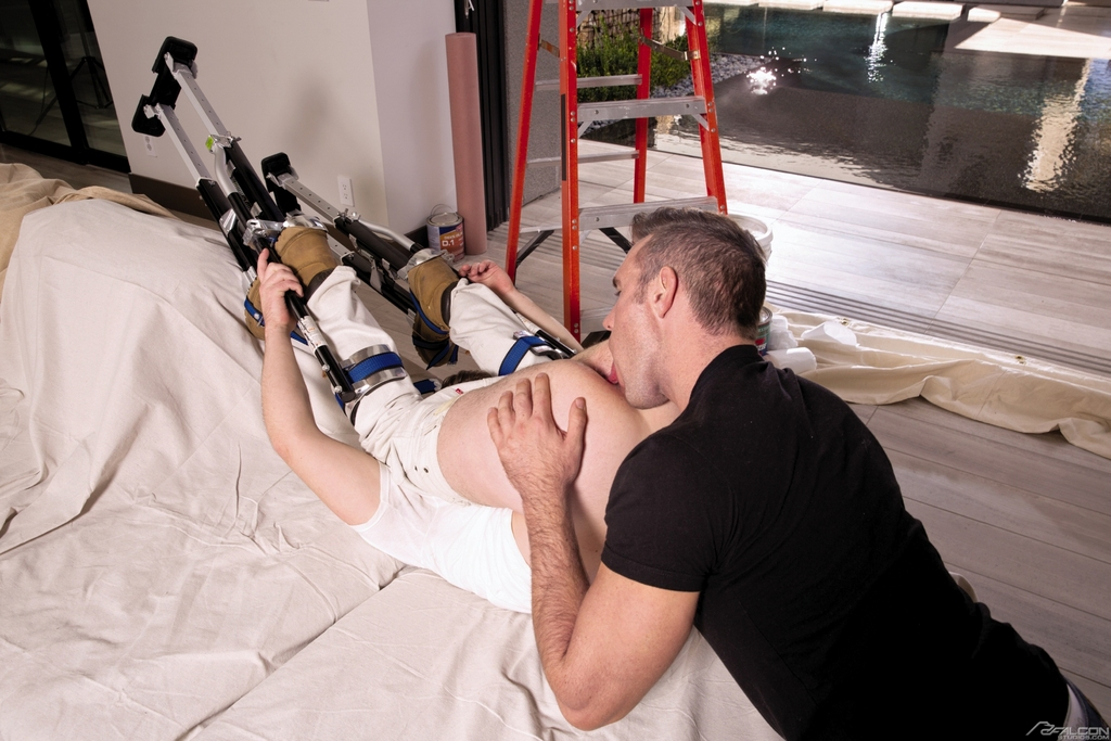 Sexy Contractors Work Hard 02
