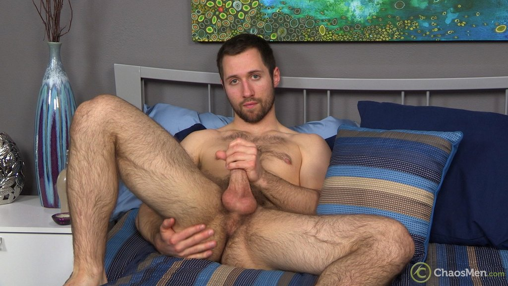 Sexy Hairy Todd Jerks Off 03