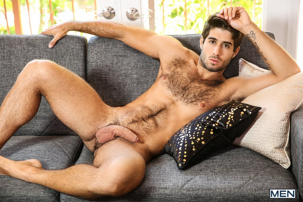 Diego Sans Pounds Cris Knight Hard - Hairy Guys In Gay Porn-7921