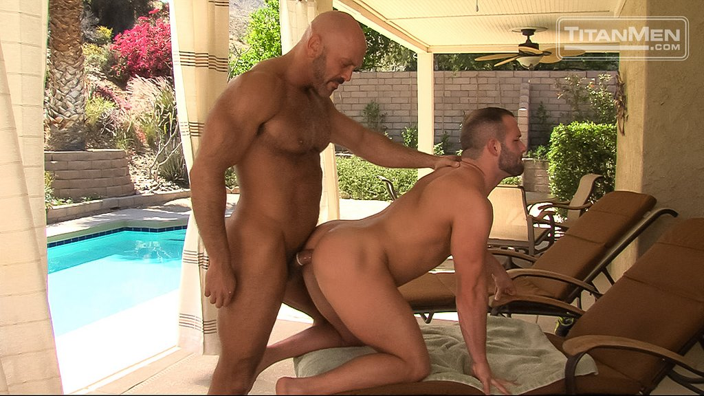Jesse Jackman Fucks Luke Adams Hard 05