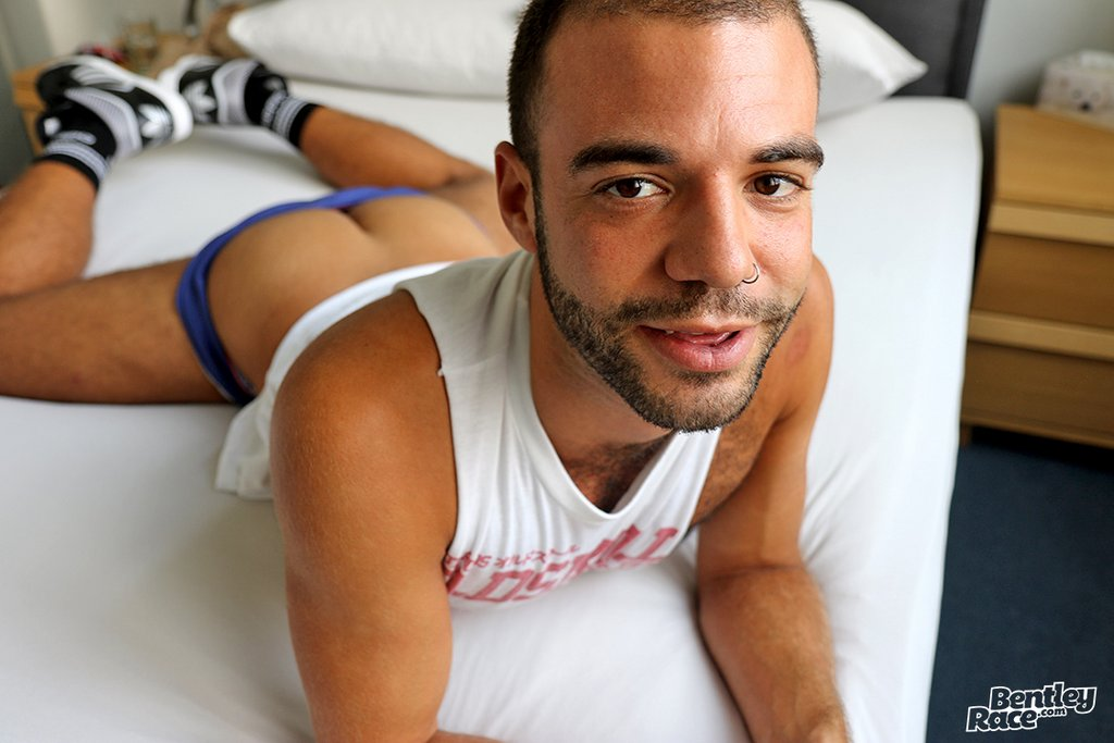 Hairy Guy Layton Charles Shows off 09