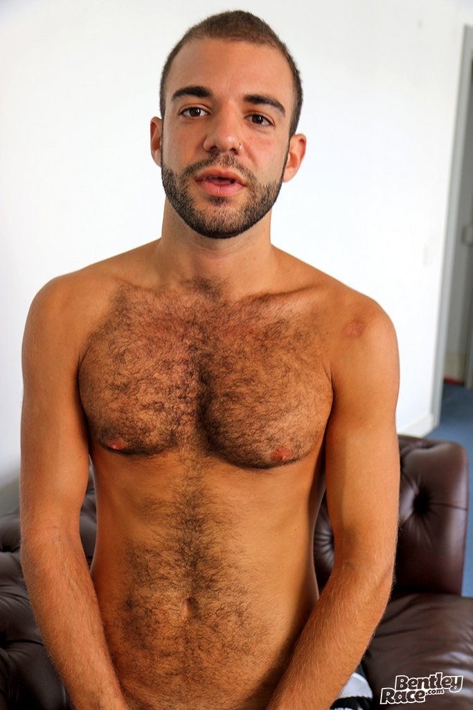 Hairy Guy Layton Charles Shows off 22