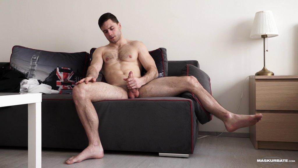 Hot Guy Sam Cuthan Jerks Off 05