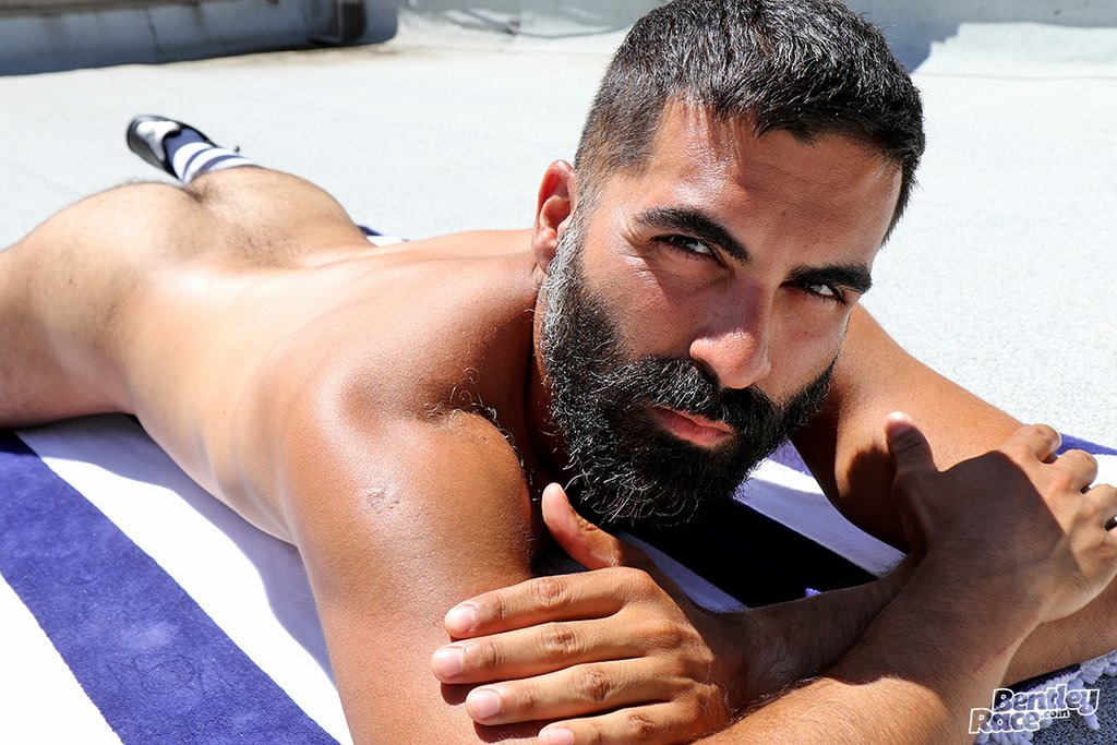 Hairy Stud Bastien Passif Shows Off 26